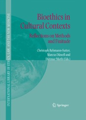 Download Bioethics in Cultural Contexts