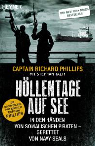 Höllentage auf See Buch-Cover