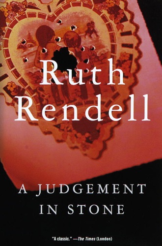 Ruth Rendell - A Judgement in Stone