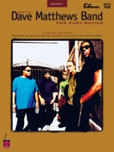 Best Of Dave Matthews Band For Easy Guitar (Songbook)