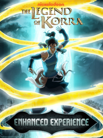 The Legend of Korra: Enhanced Experience book