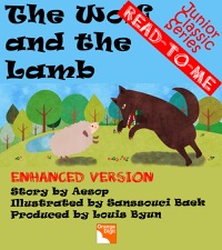 aesop the wolf and the lamb