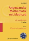 Angewandte Mathematik Mit Mathcad Lehr- Und Arbeitsbuch