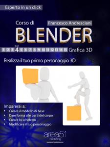 Corso di Blender. Livello 8 Copertina del libro