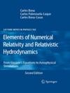 Elements Of Numerical Relativity And Relativistic Hydrodynamics