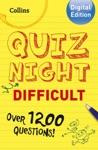 Collins Quiz Night Difficult