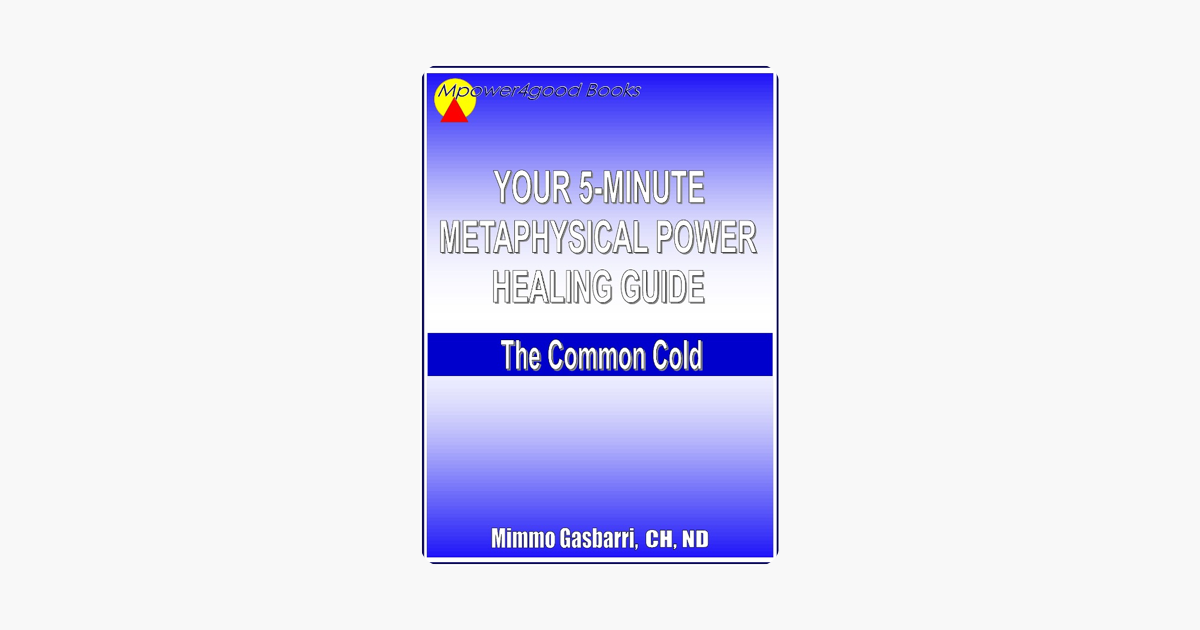 Your 5-Minute Metaphysical Power Healing Guide on Apple Books
