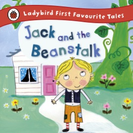 Jack And The Beanstalk Ladybird First Favourite Tales Enhanced Edition