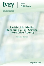 Pacificlink Imedia Becoming A Full Service Interactive Agency