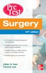 Surgery PreTest Self-Assessment And Review Thirteenth Edition