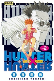 HUNTER X HUNTER - TOME 2