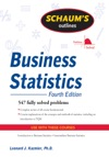 Schaums Outline Of Business Statistics Fourth Edition