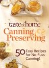 Taste Of Home Canning  Preserving