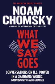 What We Say Goes PDF Download