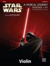 Star Wars Violin Instrumental Solos