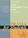 A Study Guide For Caryl Churchills Top Girls