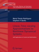 Linear, Time-varying Approximations To Nonlinear Dynamical Systems