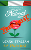 Natural Learning - LEARN ITALIAN BY SPEAKING!  + AUDIOBOOK - TRIAL VERSION artwork