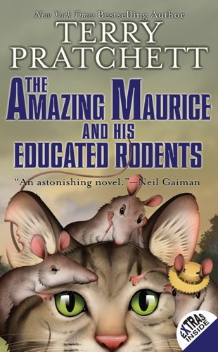 Terry Pratchett - The Amazing Maurice and His Educated Rodents