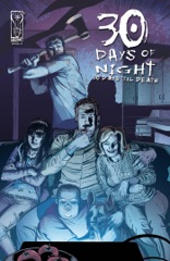 30 Days of Night: 30 Days 'till Death #3