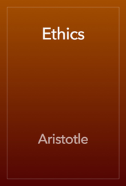 The Ethics of Aristotle book