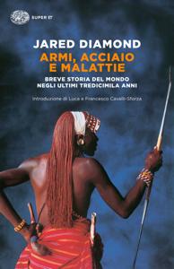 Armi, acciaio e malattie Copertina del libro
