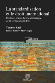La Standardisation Et Le Droit International