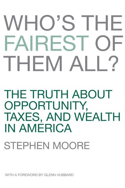 Stephen Moore On Apple Books