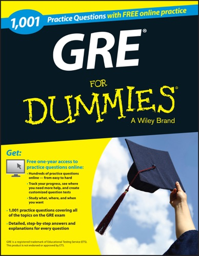 John Wiley & Sons, Inc. - 1,001 GRE Practice Questions For Dummies (+ Free Online Practice)
