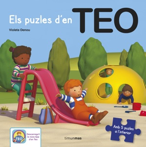 Els puzles d'en Teo (ebook interactiu) Book Cover