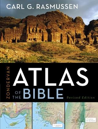 Zondervan Atlas of the Bible book cover