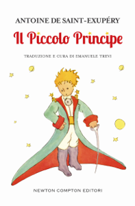 Il piccolo Principe Libro Cover
