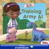Disney Junior Doc McStuffins  Training Army Al