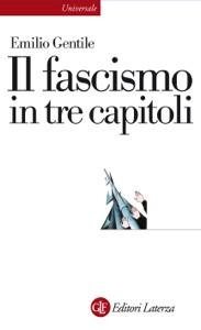Il fascismo in tre capitoli Book Cover