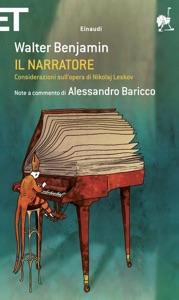 Il narratore Book Cover