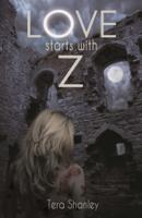 Tera Shanley - Love Starts With Z artwork