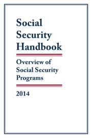 Social Security Handbook 2014 Enhanced Edition