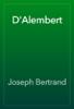 Joseph Bertrand - D'Alembert artwork