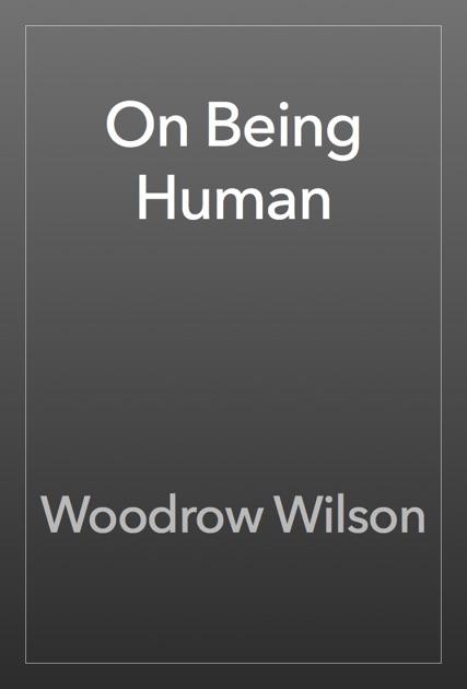Woodrow Wilson On Apple Books
