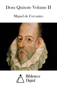 Dom Quixote Volume II Book Cover