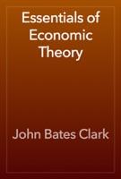Essentials of Economic Theory