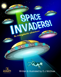 Space Invaders! book