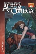 Patricia Briggs' Alpha & Omega: Cry Wolf #1