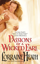 Passions of a Wicked Earl book