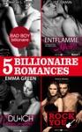 5 Billionaire Romances