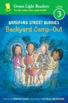 Bradford Street Buddies Backyard Camp-Out