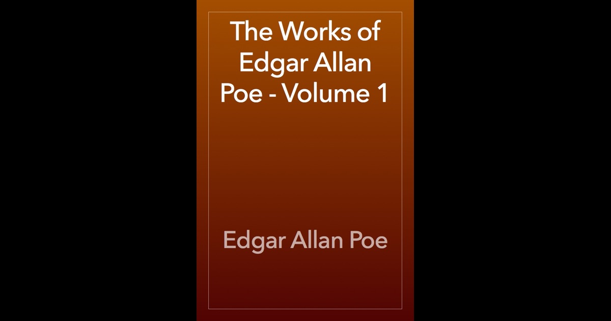 a description of edgar allan poes writings Edgar allan poe's use of descriptive language in the pit and the pendulum edgar allan poe has been known for writing stories of mystery and horror he has composed poems dealing with the occult he favors those themes and ideas that people shy away from, death, pain, suffering, torture, terror, and fear his gothic.