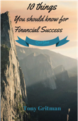 10 Things you should know for financial success