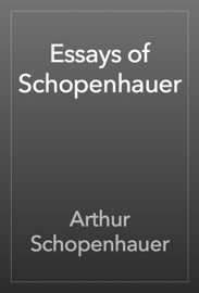 Essays of Schopenhauer book