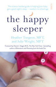 The Happy Sleeper Book Cover